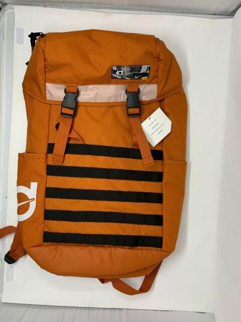 Nike KD Basketball Backpack Orange