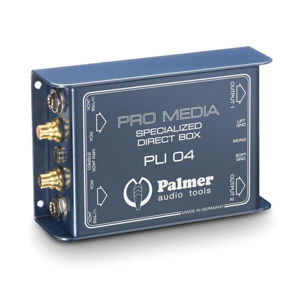 prodotto di qualità Palmer Pro PLI 04 - DI Box Box Box Passiva 2 Ch  prezzo ragionevole