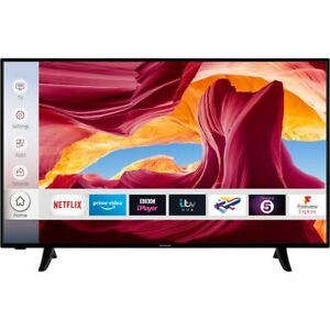 Techwood 43AO9UHD 43 Inch TV Smart 4K Ultra HD LED Freeview HD Dolby Vision