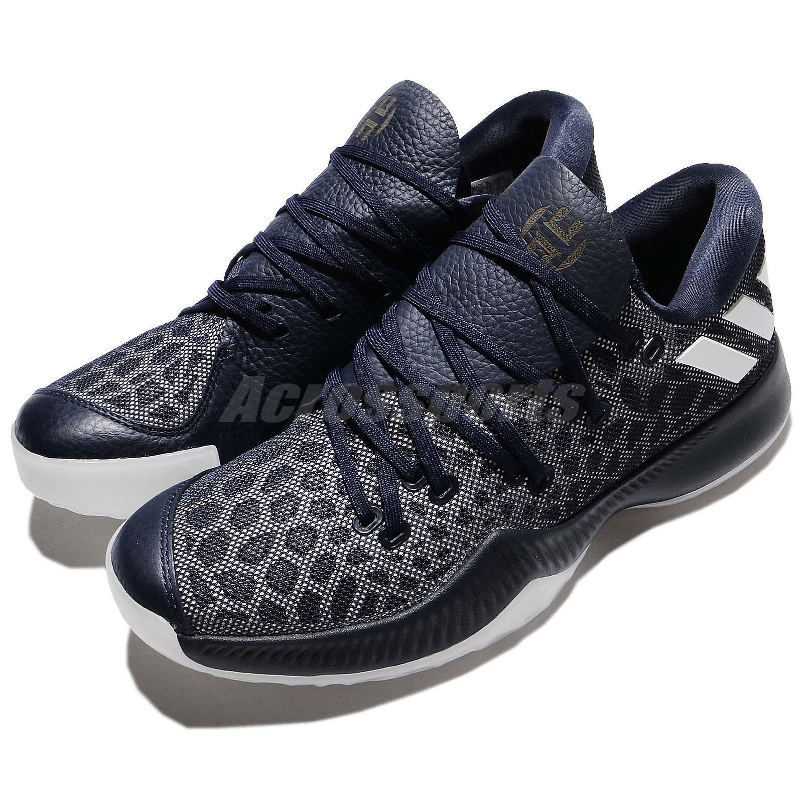 Adidas Harden B / e Bounce James 13 de Collegiate Navy hombres zapatillas de 13 baloncesto cg4195 2b510a