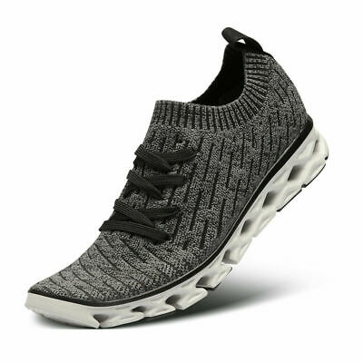 Paperplanes Mens Knit Shoes Ultralight
