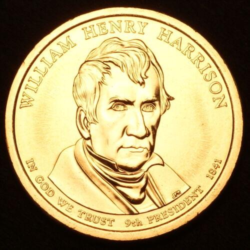 2009 P+D Presidential Dollar Set Polk Tyler Taylor Harrison from U.S Mint Rolls