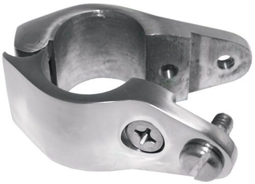 Boat Canopy Fitting TUBE KNUCKLE CLAMPS SUITS 25MM OD TUBE HINGED