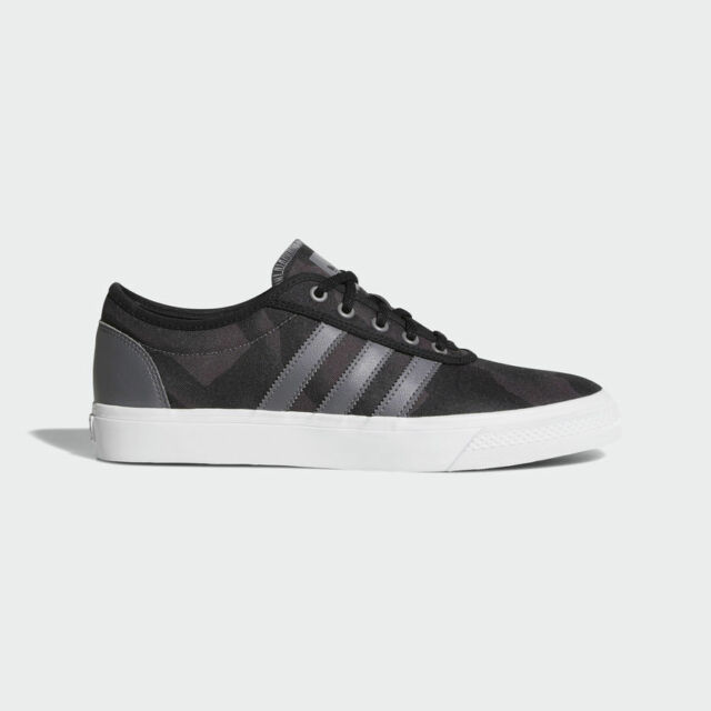 differently 3562f 85d94 ADIDAS SKATEBOARDING ADI EASE CORE BLACK DGH SOLID GREY WHITE