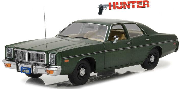 Hunter -  1977 Dodge Monaco Police voiture  40% de réduction