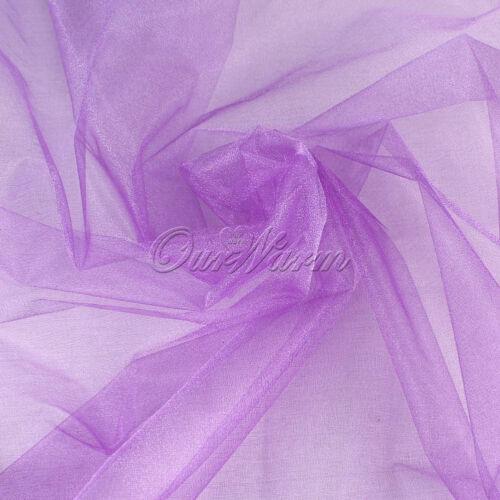 10M TUTU Tulle Roll Sheer Mesh Organza Ribbon Wedding Party Gift Bow DIY Arches