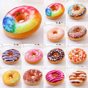 3d-lindo-plush-Donut-Suave-Funda-De-Almohadon-Hogar-HOTEL-Decoracion-Cojin