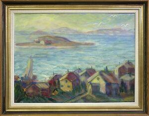 Gustav-Grafstrom-Sweden-Sverige-1886-Bohuslan-Sommerkuste-Coast