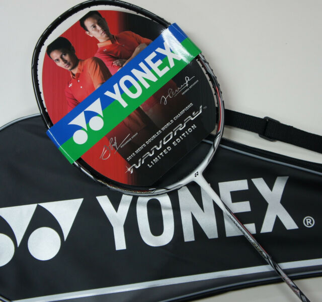 YONEX Nanoray 95DXSE Ltd Badminton Racquet 3UG5, Huge Power, Choice of String