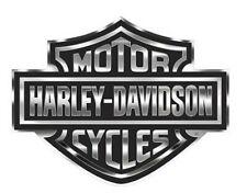 Harley Davidsonampreg Bar Amp Shieldampreg Logo Trailer Decal Chrome Amp B
