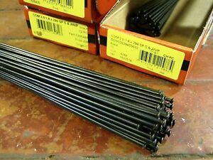 SAPIM CX-RAY Spokes Black Bladed J-Bend *Any Quantity**Any Length* NEW Belgium