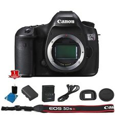 Canon EOS 5DSR / 5DS R DSLR Camera Body +Lens Cleaning Kit