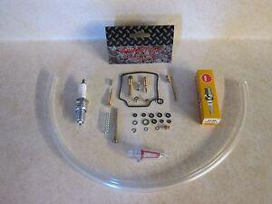 04 06 carburetor kit honda trx350 rancher plug 1 1 2 39 of. Black Bedroom Furniture Sets. Home Design Ideas