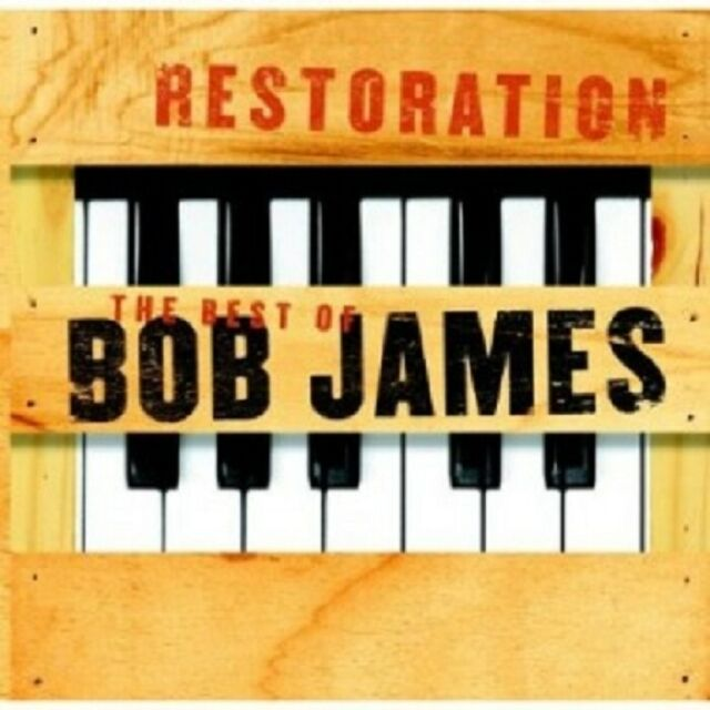 BOB JAMES - RESTORATION-THE BEST OF BOB JAMES 2 CD 28 TRACKS MODERN JAZZ NEU