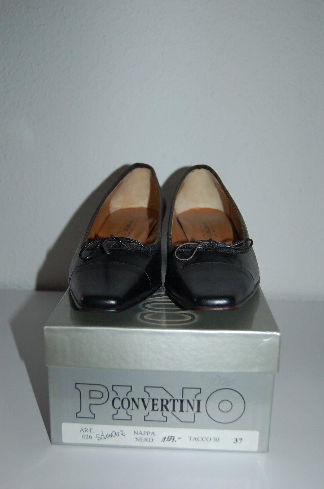 PINO CONGrünINI - Pumps schwarz - Gr. 37 + 40,5  | Diversified In Packaging