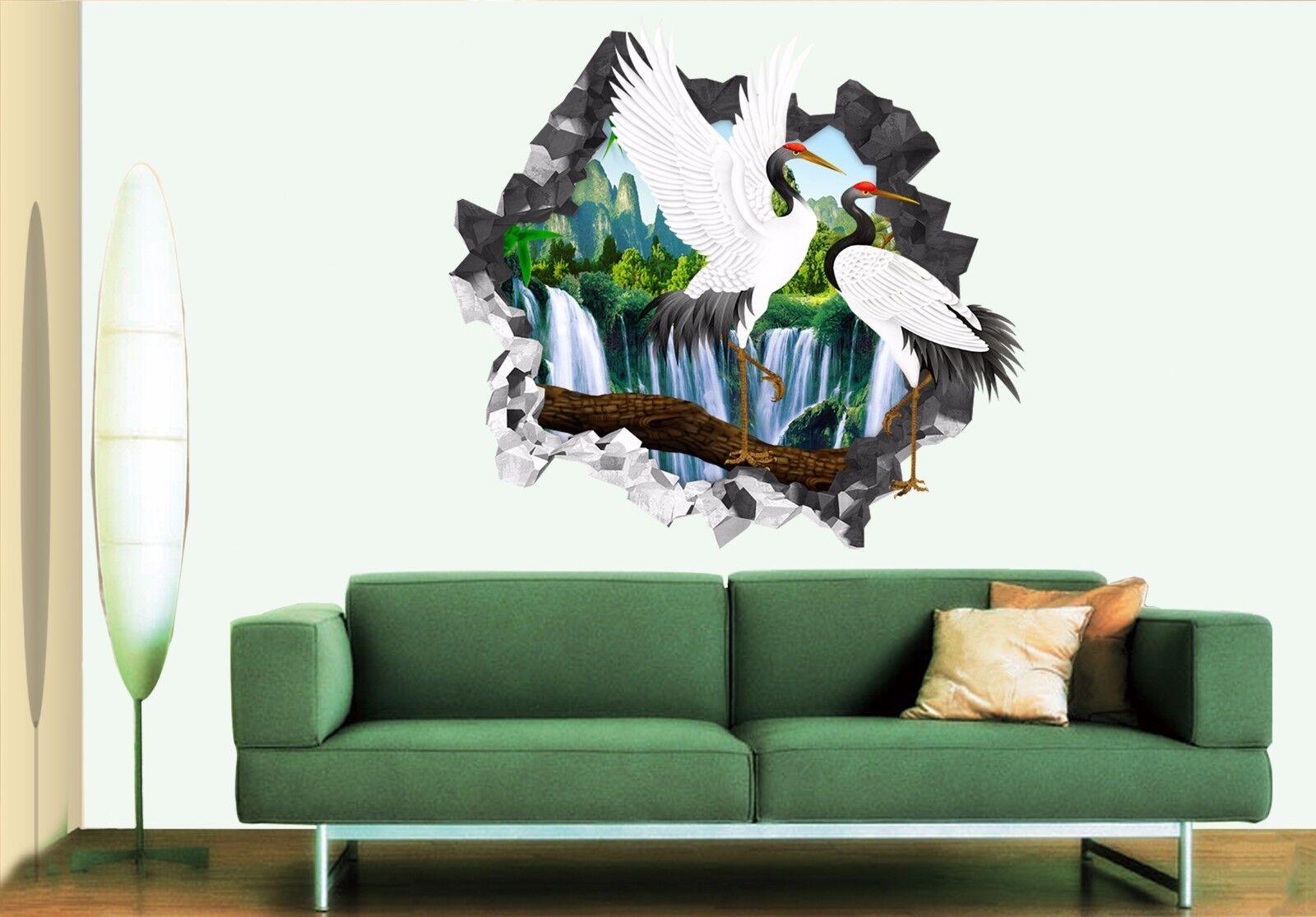 3D Feenhaftes 729 Mauer Murals Mauer Aufklebe Decal Durchbruch AJ WALL DE Kyra