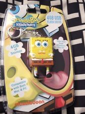 Nickelodeon SpongeBob Squarepants 4GB USB Keychain Flash Drive