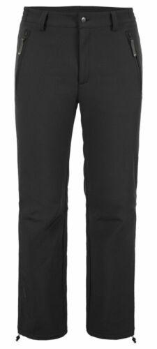 Icepeak outdoor sani Softshell pantalones outdoorhose caballero negro
