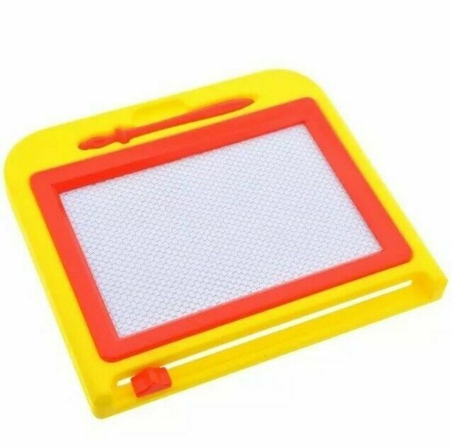 2 Kids Drawing Board Magnetic Writing Sketch Pads Erasable
