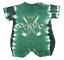 NHL Infant Dallas Stars Retro Tie-Dye Romper Green