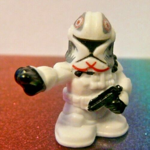 Star Wars Fighter Pods Series 3 Exclusive Clone Trooper Matchstick Micro Heroes