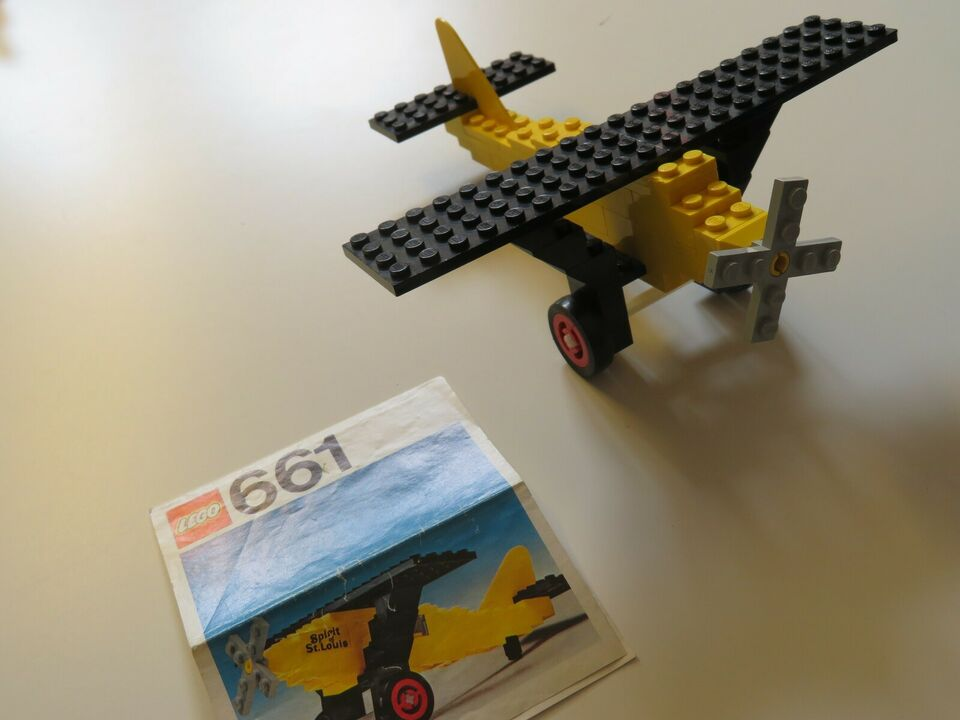 Lego andet, 661