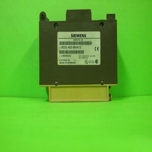 (USED) SIEMENS SIMATIC S5 DIGITAL I O MODULE 6ES5482-8MA13