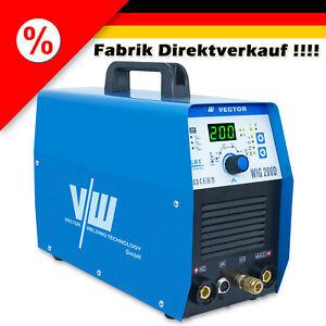 Schweissgeraet-Vector-DC-WIG-TIG-200D-HF-WIG-TIG-200A-MMA-E-Hand-Inverter-Welder