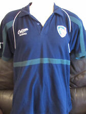 Leicester Tigers - Rugby Polo Shirt - Cotton Traders - Large