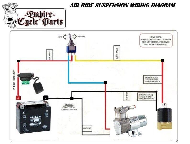 Air Ride Suspension Wiring Diagram