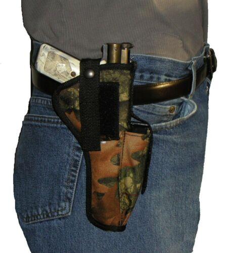 RealTree Camo USA Mfg Belt Hip Holster SW22 Victory Target Pistol .22 22 S/&W