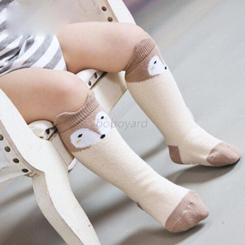 News Baby Toddler Girls Kid Soft Leggings Warmer Leg Warmers Knee Long Socks