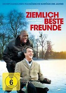 Ziemlich-beste-Freunde-von-Eric-Toledano-Olivier-Nakache-DVD-Zustand-gut