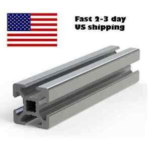 Cutting slots in aluminum
