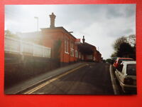 PHOTO  BERKSHIRE PANGBOURNE RAILWAY STATION 1992 EXTERIOR
