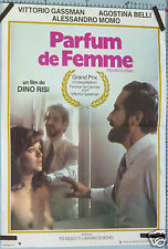 AFFICHE CINEMA FILM 1975 PARFUM DE FEMME PROFUMO DI DONNA - VITTORIO GASSMAN