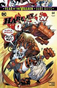 Harley-Quinn-64-YOTV-DC-Comic-1st-Print-2018-unread-NM