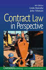 Contract Law in Perspective by Linda Mulcahy, John Tillotson, Alan Taylor (Paperback, 2004)