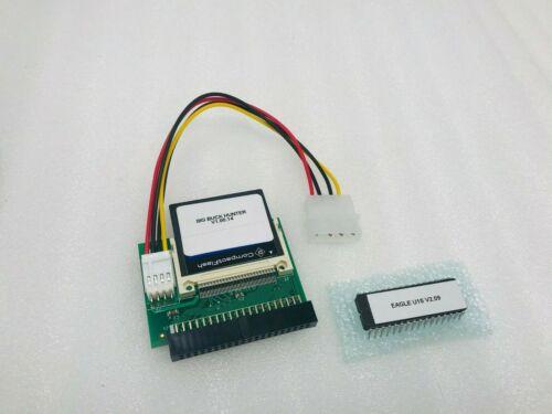 IT Big Buck Hunter 1 Arcade Game Compact Flash CF Card Hard Drive Upgrade Kit