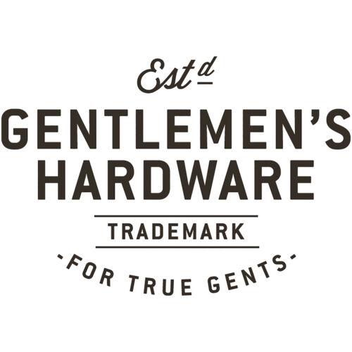 Set of 3 Enamel Tumblers in Cardboard Sleeve Gentlemen/'s Hardware