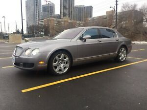 2006 Bentley Continental Flying Spur W12 6.0L Twin Turbo