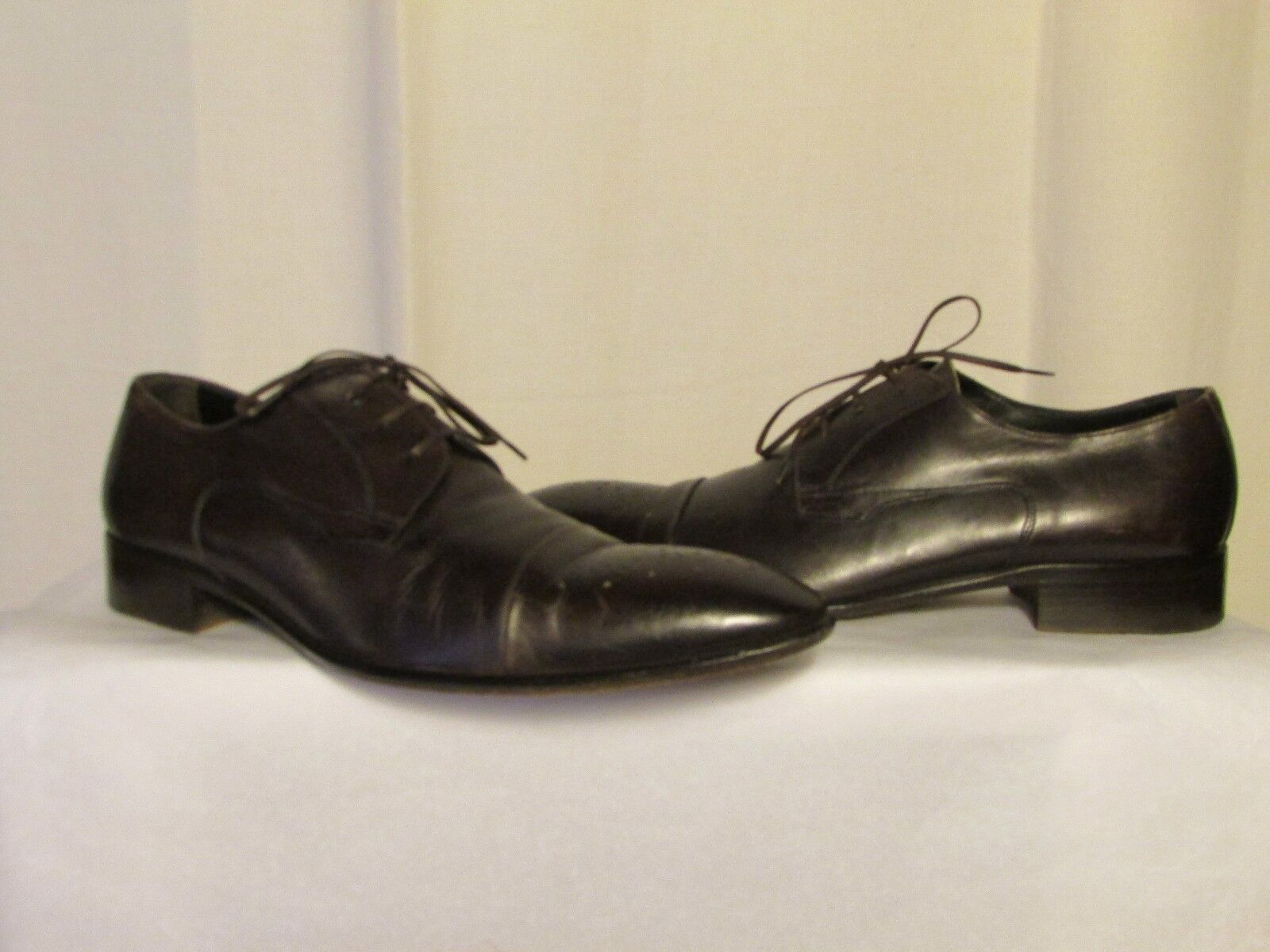 zapatos DOUCAL'S pelle marrón 43