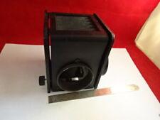 Nikon Japan Plastic Housing Illuminator Empty Lamp Microscope Part As Is 4b A 13