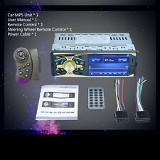 4.1'' Car Stereo Audio MP5 Player 1 DIN In-Dash MP5 Player Bluetooth With Camera