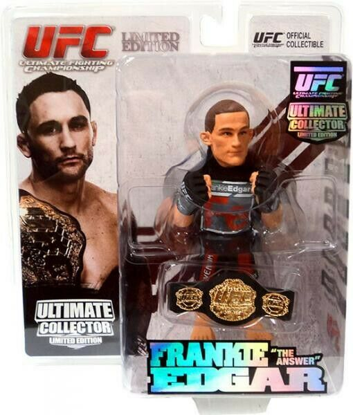 UFC Ultimate Collector Series 7 Frankie Edgar azione cifra cifra cifra [Limited edizione] 07d4d9