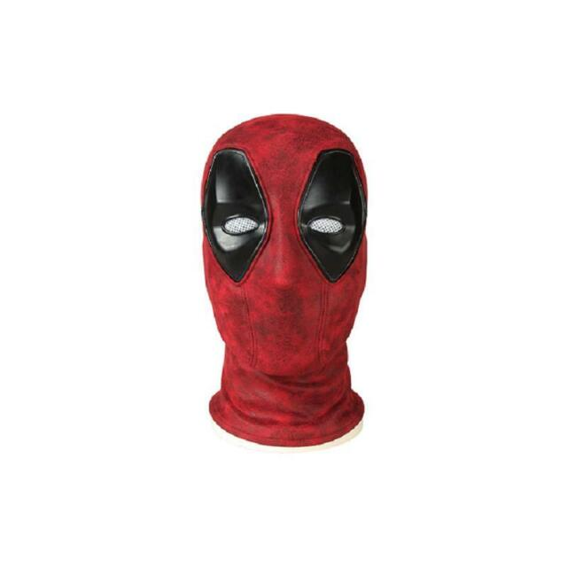 Deadpool 2 Costume Wade Cosplay Mask Belt Holster Gun Prop Halloween Accessories