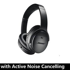 ORIGINAL Bose QuietComfort 35II Wireless Noise-Canceling Headphones QC35II-Black