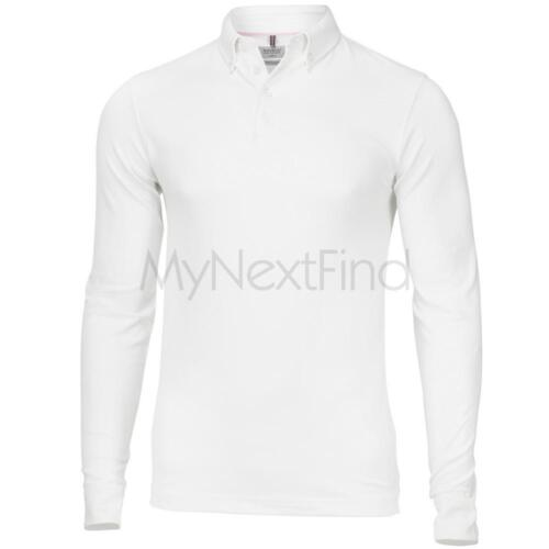 Nimbus Carlington Deluxe Long Sleeve Polo