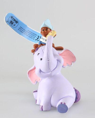 Figurine plastique Winnie l/'Ourson L/'eléphant Disney Bully