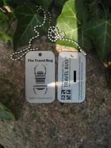 Travelbug-Dog-Tag-Geocoin-Geocaching-The-Travel-Bug-Groundspeak-TB-trackbar
